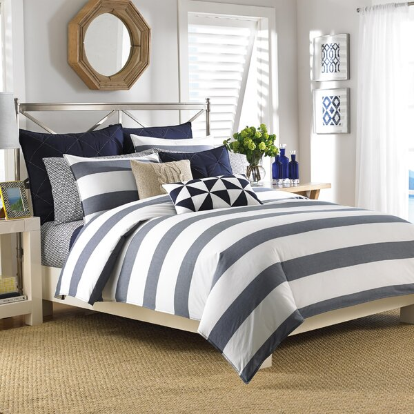 Nautica Nautica Lawndale Comforter Set Amp Reviews Wayfair