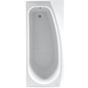 Cintron 17000 mm x 7000 mm Straight Single Ended Bathtub by Belfry Bathroom