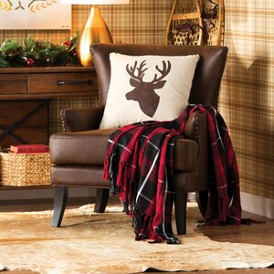 Christmas Amp Holiday Throw Pillows You Ll Love Wayfair Ca