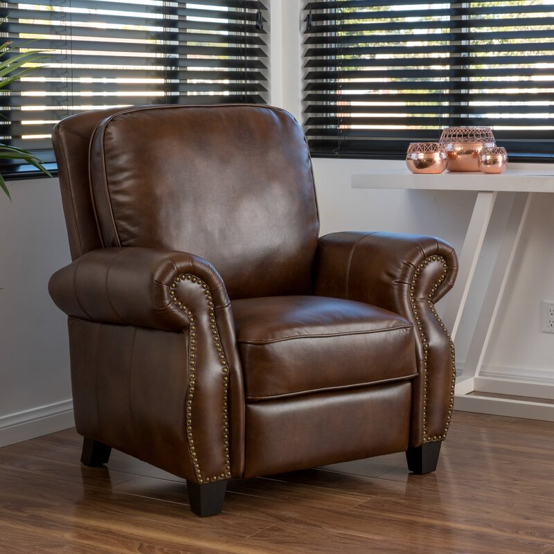 & Alcott Hill Mullins Manual Recliner u0026 Reviews | Wayfair islam-shia.org