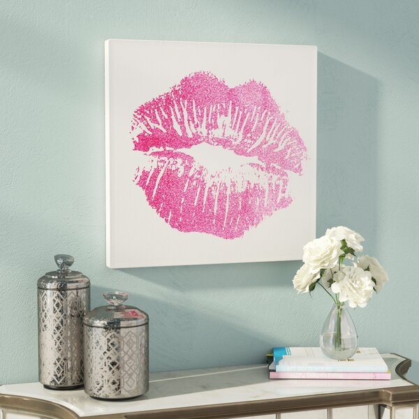 Blush Pink Wall Art | Wayfair