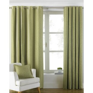 Franchot Eyelet Room Darkening Curtains