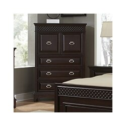 Najarian Furniture Sonoma Panel Customizable Bedroom Set