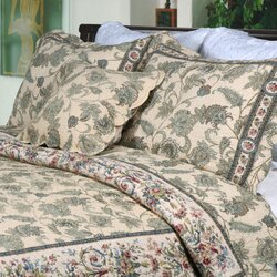 Cozy Line Home Fashion Florence Quilt Collection & Reviews | Wayfair