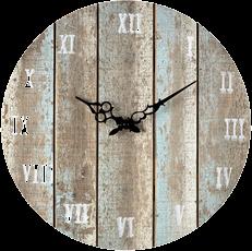 Farmhouse & Wooden Clocks