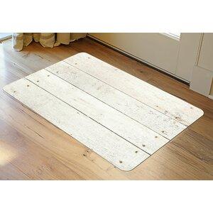 Anie Whitewash Doormat