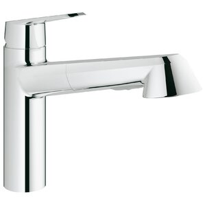 Eurodisc Single Handle Kitchen Faucet