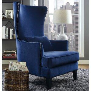 velvet accent chairs | birch lane