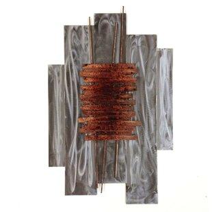 Modern Contemporary Glass Plate Wall Decor Allmodern