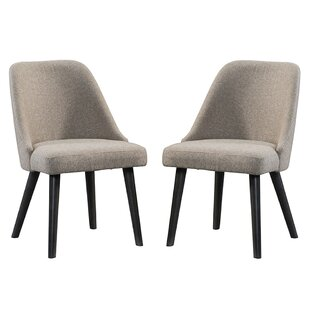 Laguna Upholstered Dining Chair (Set Of 2) Savings