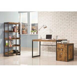 Enes 2 Piece Desk Office Suite