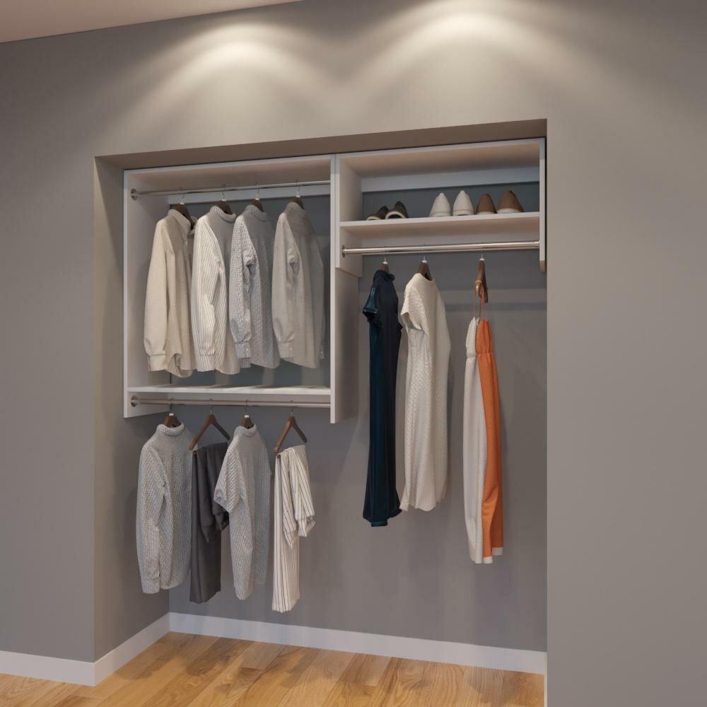 48 Inch Closet System | Wayfair