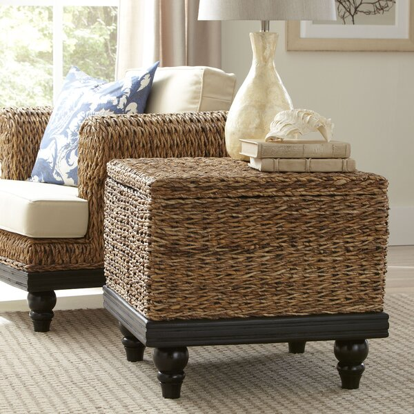 Marilee Woven Side Table Amp Reviews Birch Lane
