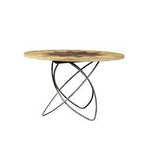 Newton's Solid Wood Dining Table
