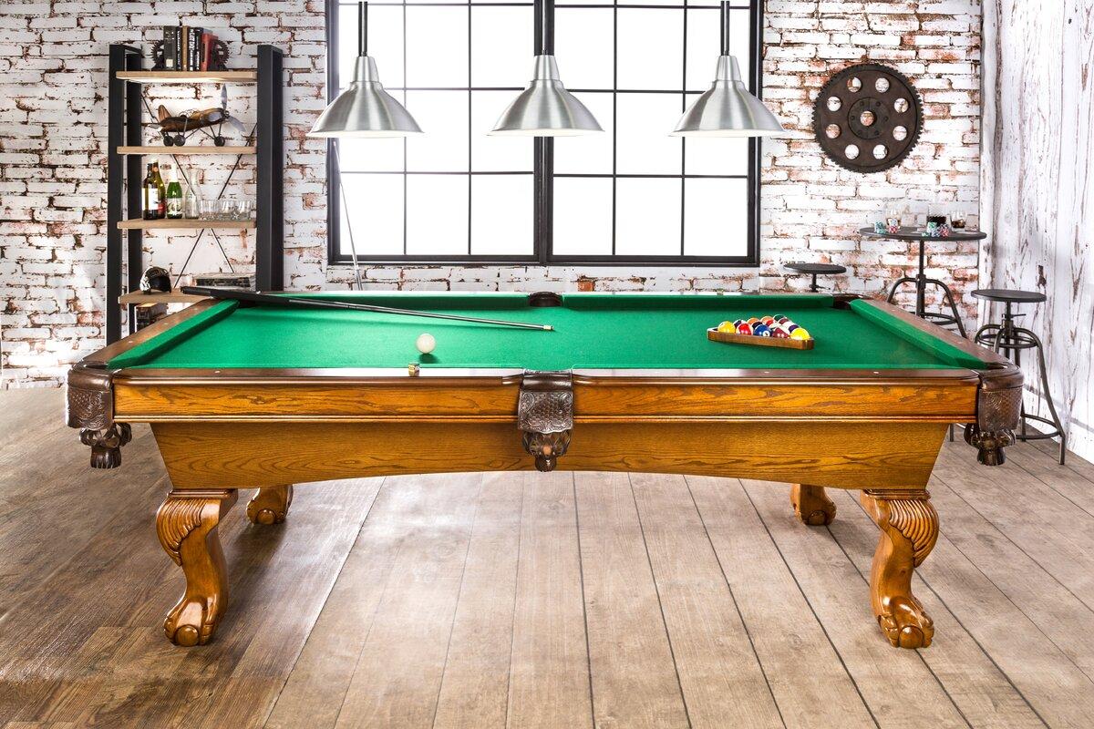 Corryn 8u0027 Pool Table