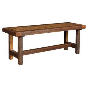 Rabon Wood Bench