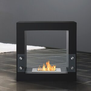 Tectum Mini Ventless Bio-Ethanol Tabletop Fireplace