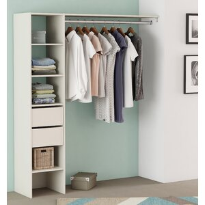 160 cm Kleiderorganisationsystem Hausen