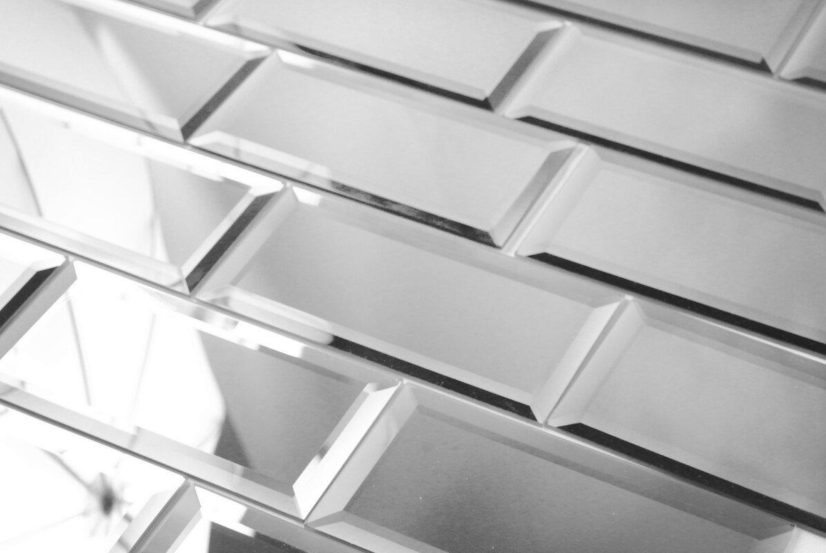 Amazing Glass Tile Ideas - Bathroom and Shower Ideas - purosion.com