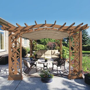 Pergolas Youll Love In 2019 Wayfairca