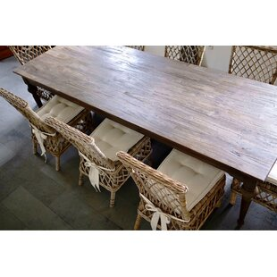 Teak Kitchen Table Teak kitchen dining tables youll love wayfair ambash dining table workwithnaturefo
