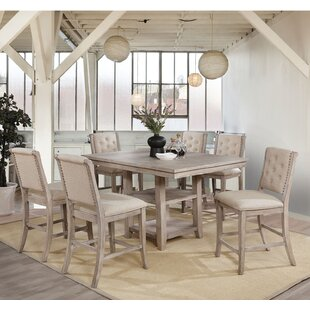 Seraphina 7 Piece Counter Height Dining Set