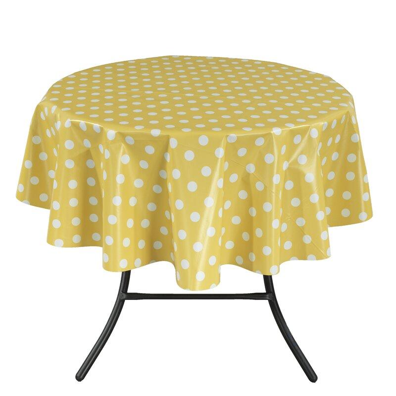 Zipcode Design Rue Vinyl Indoor/Outdoor Tablecloth & Reviews | Wayfair