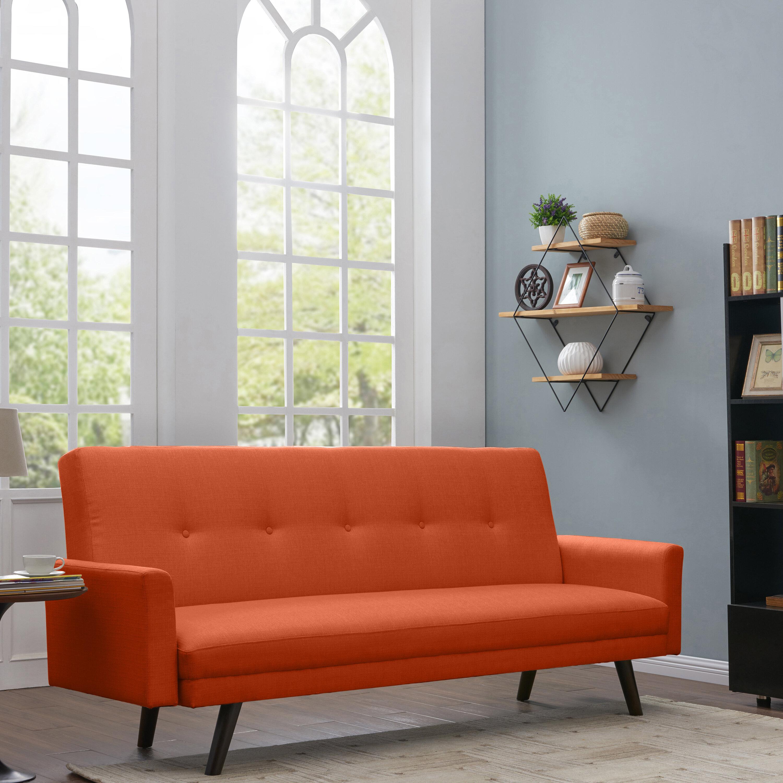 Surprising Westbrooks Click Clack Futon Convertible Sofa Forskolin Free Trial Chair Design Images Forskolin Free Trialorg