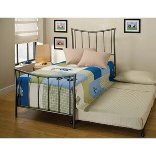 Wrought Iron Trundle Bed | Wayfair