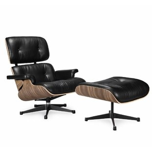 Javon Swivel Lounge Chair And Ottoman