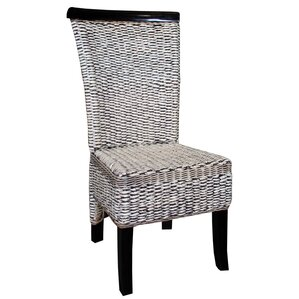 Naples Solid Wood Dining Chair by Chic Teak