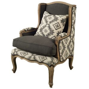 renald wingback chair