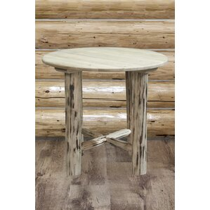 Abordale Round Dining Table by Loon Peak
