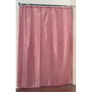 Pink Shower Curtains Shower Curtains  Accessories - Pale pink shower curtain