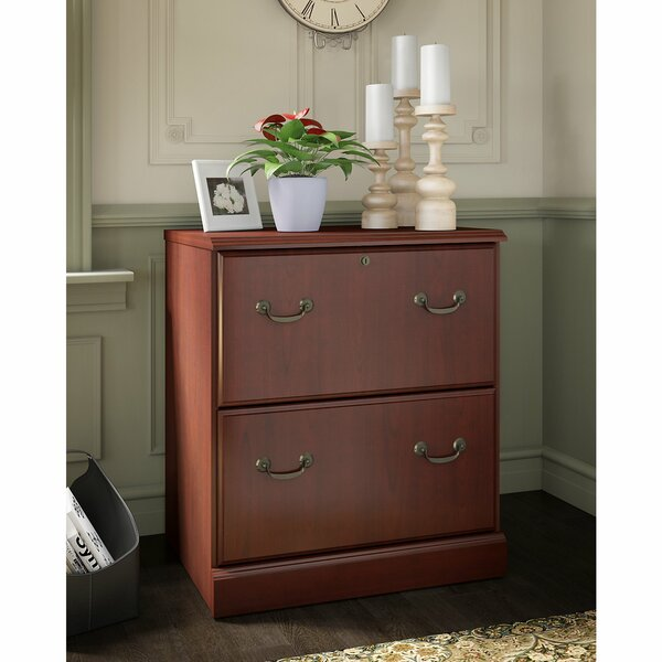 Nice Kathy Ireland Office By Bush Kathy Ireland 2 Drawer Lateral Filing Cabinet  U0026 Reviews | Wayfair