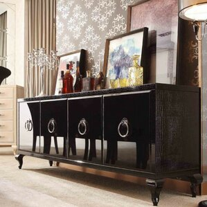 Burgess Hill Lacquer Sideboard by Mercer41
