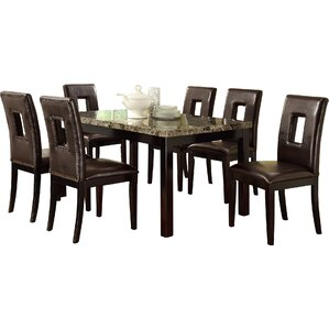 Phillipston 7 Piece Dining Set by Latitud..
