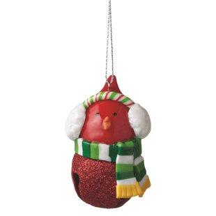 Cardinal Bell Ornament