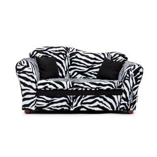 Wave Kids Club Faux Fur Sofa