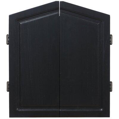 Wood Dartboard Cabinet - DMI Deluxe Dartboard Cabinet Set & Reviews Wayfair
