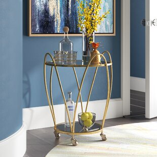 Draves Bar Cart