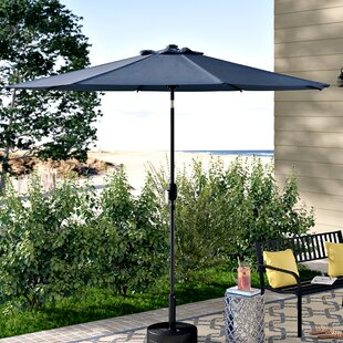 Patio Sets With Umbrella Wayfair