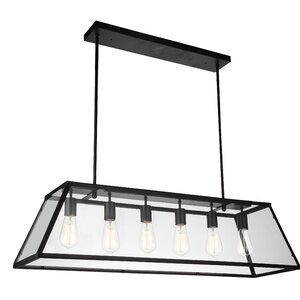 Alyson 6-Light Kitchen Island Pendant