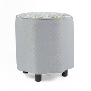 Linings Ottoman by Loni M Designs