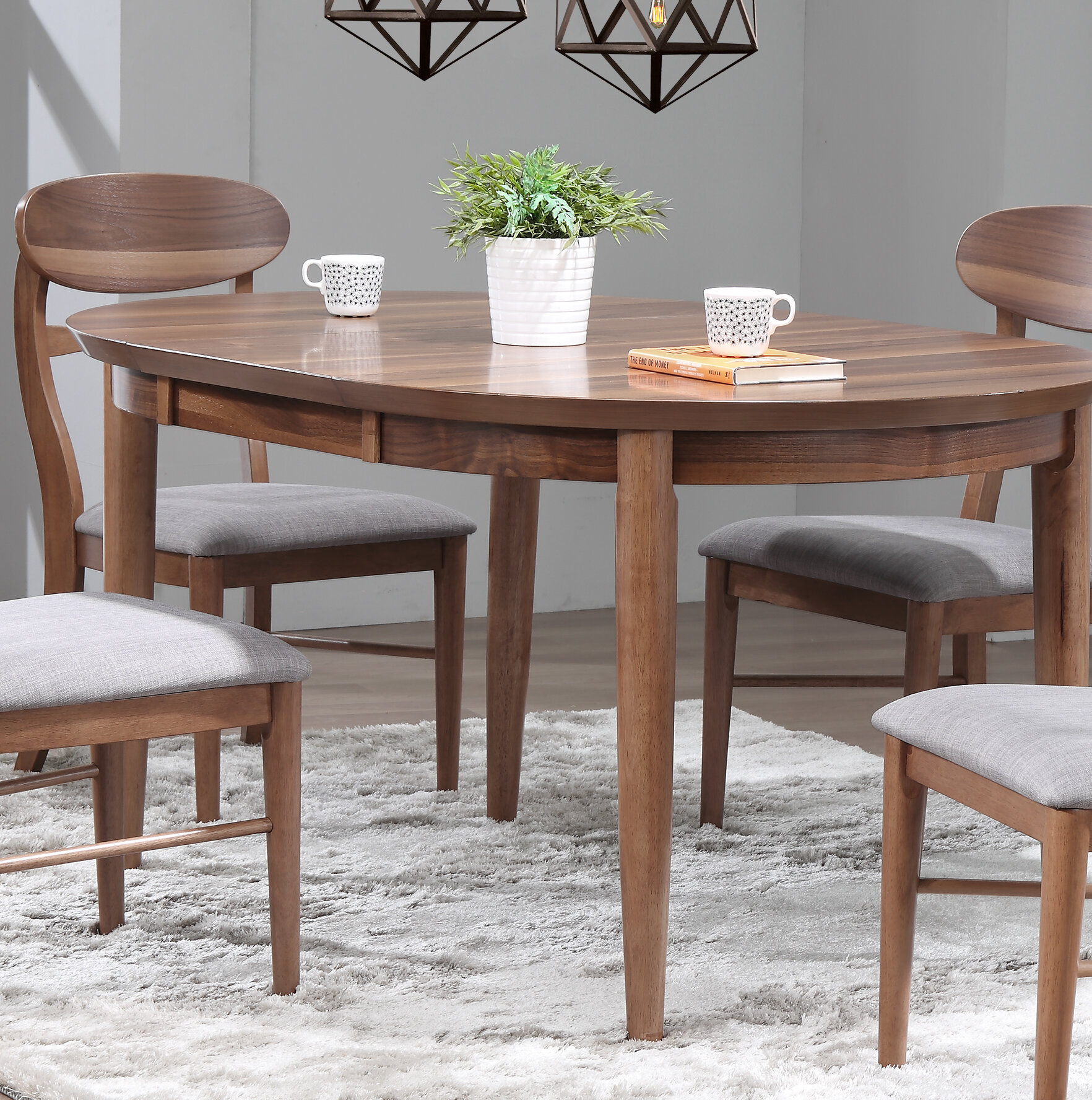 Extendable Dining Room Sets Interior Design Amp Decorating