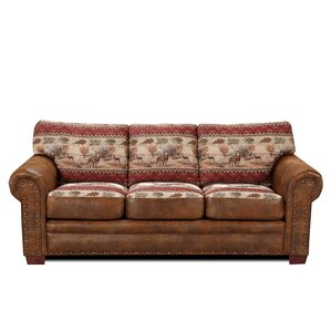 Deer Valley Sleeper Sofa by American Furniture Classics