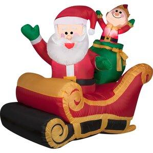 Christmas Inflatables You'll Love | Wayfair
