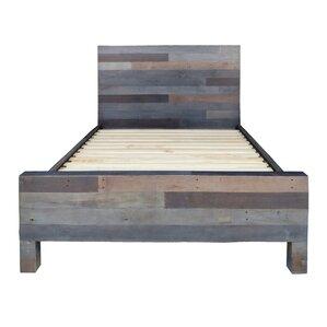 Vintage Platform Bed by Trent Austin D..
