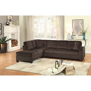 Tchantches Reversible Sectional  sc 1 st  Wayfair : sectional couche - Sectionals, Sofas & Couches