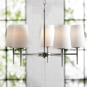 Mid-Century Modern Chandeliers You\'ll Love | Wayfair
